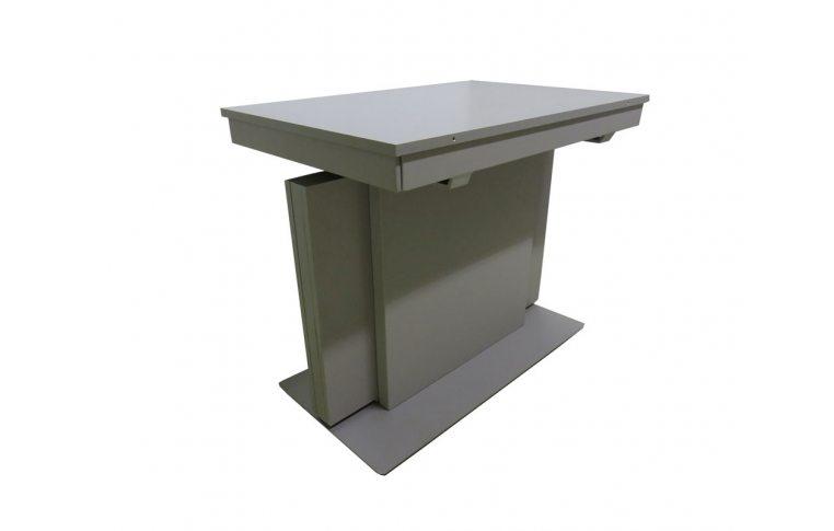 Кухонные столы: купить Стол трансформер RF-6301 DT серо-бежевый Daosun - 1