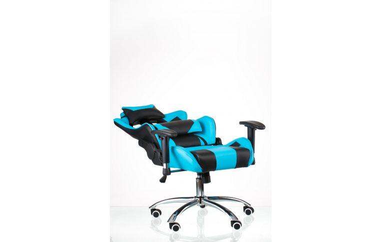 Геймерские кресла: купить Кресло ExtremeRace black/blue - 13