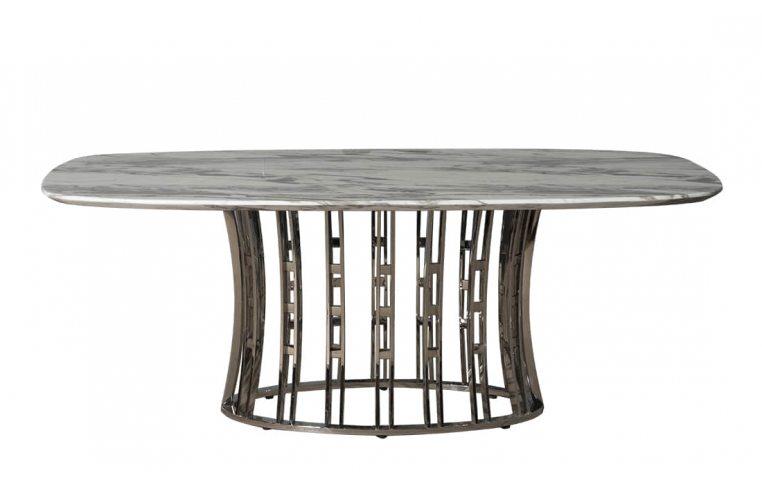 Кухонные столы: купить Стол мраморный Эван Prestol - 6