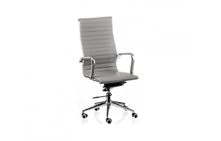 Компьютерные кресла: купить Кресло Solano Artleather Grey - 1