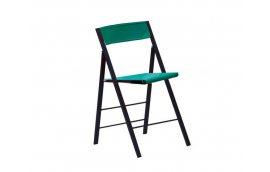 Офисные кресла: купить Стул Ибица черный пластик зеленый AMF