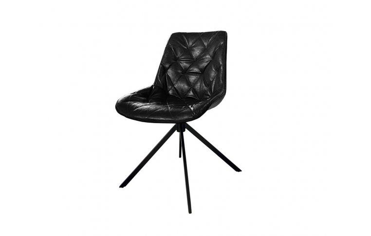 Кухонные стулья: купить Стул вращающийся Hans C-959 черный - 1