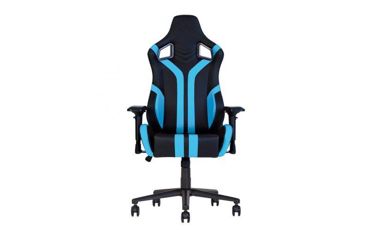 Игровые кресла: купить Кресло для геймеров Hexter Pro r4d Tilt mb70 Eco/03 Black/Blue - 2