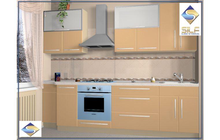 Кухни на заказ: купить Кухня под заказ Роуз Сильф - 1
