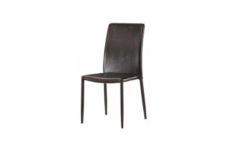 Кухонные стулья: купить Стул ДС 13 Данди экокожа черный - 1