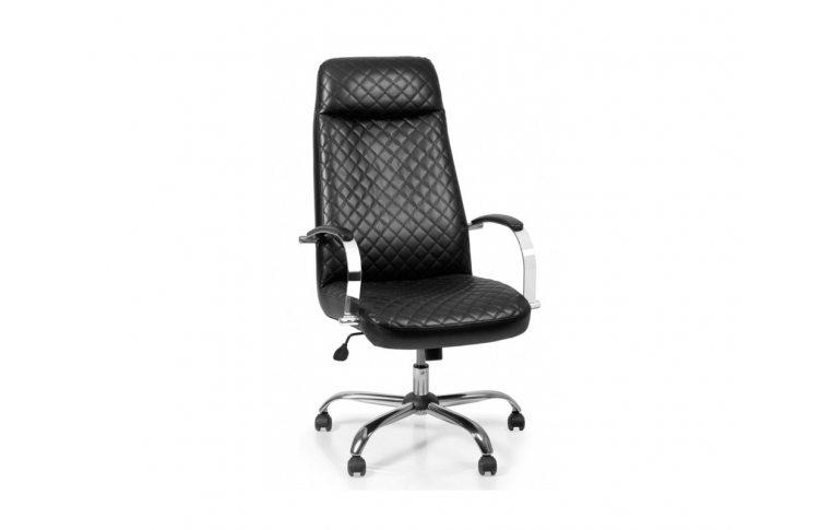 Кресла для руководителя: купить Кресло Barsky Chief Black Rhombus/Red tree chr CF-07 - 1