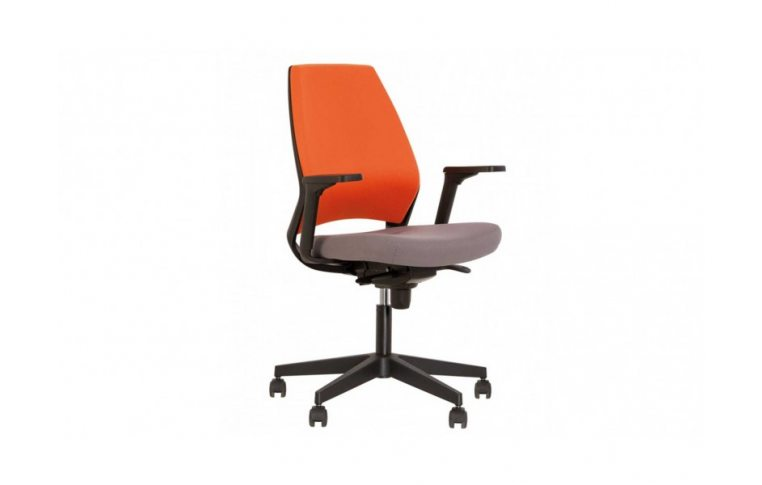 Кресла для руководителя: купить Кресло 4U R 3D black ES PL70 KL-301/KL-311 - 1