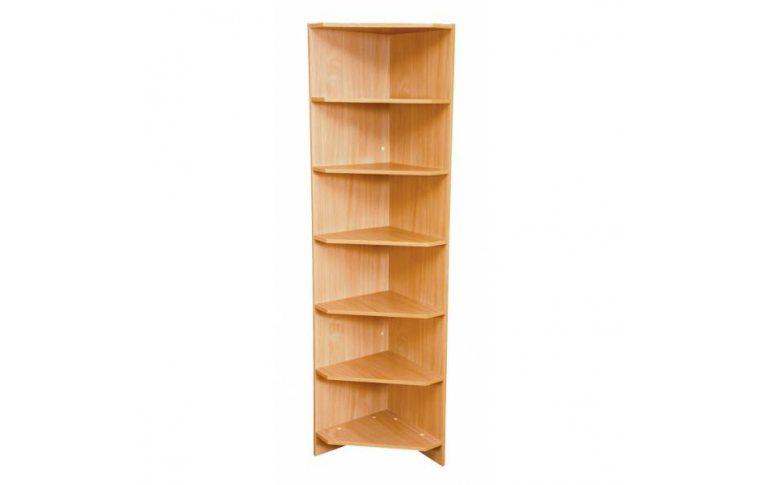 Школьные шкафы: купить Стеллаж угловой С-029 - 1