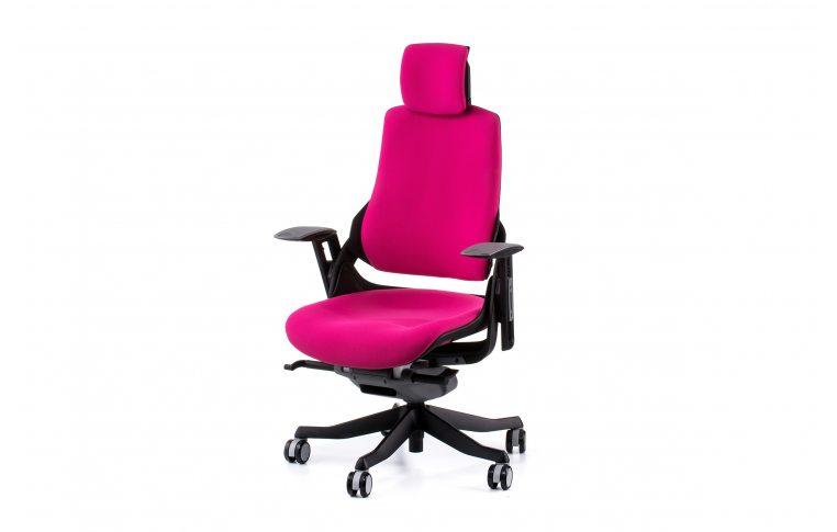 Офисные кресла: купить Кресло WAU MAGENTA FABRIC - 1