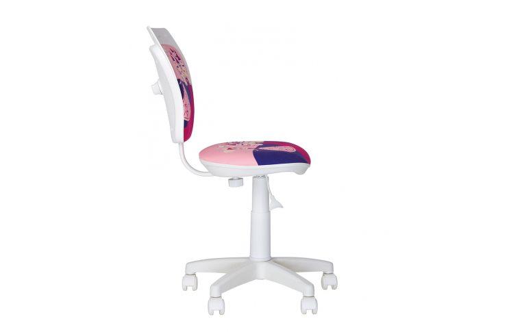 Детские кресла: купить Кресло Ministyle GTS WHITE - 7
