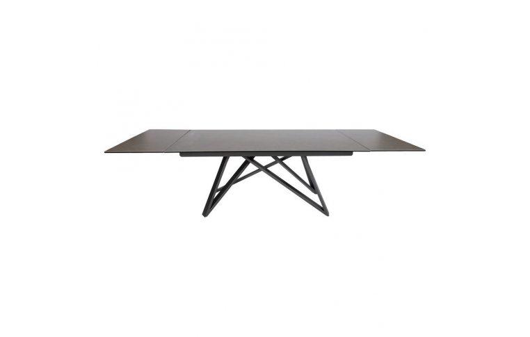Кухонные столы: купить Стол Ajax керамика чёрный Nicolas - 2