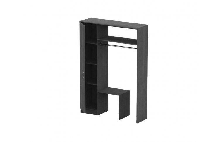 Мебель для гостиниц: купить Шкаф для одежды открытый для гостиниц - 1