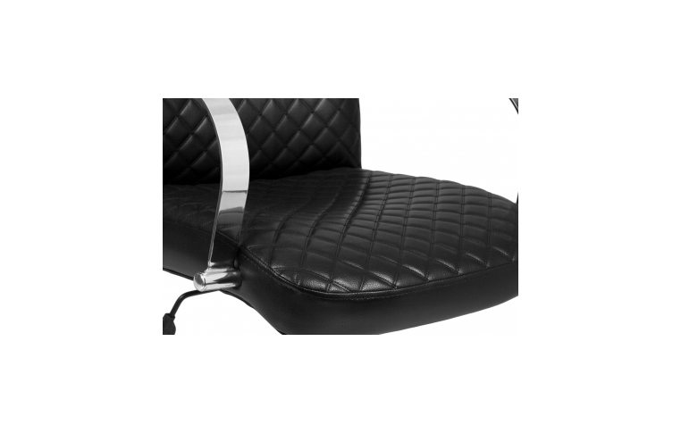 Кресла для руководителя: купить Кресло Barsky Chief Black Rhombus/Red tree chr CF-07 - 6