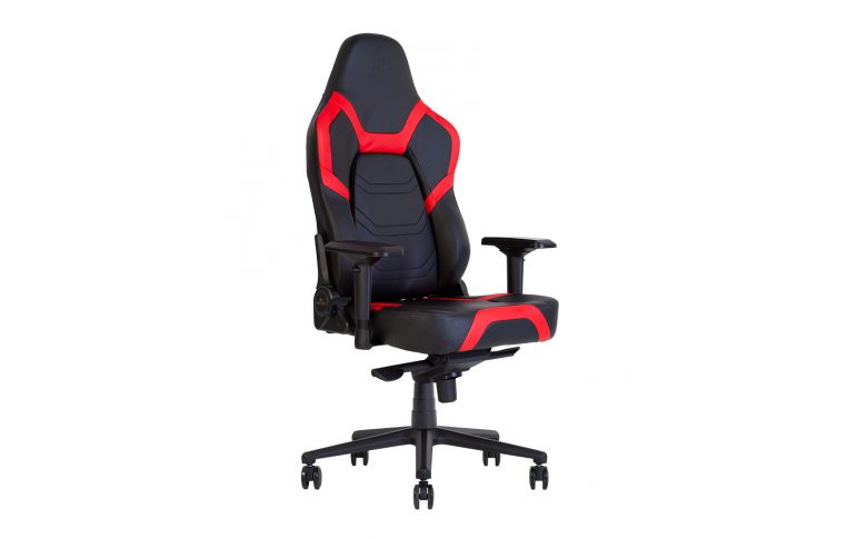 Игровые кресла: купить Кресло для геймеров Hexter xr r4d mpd mb70 Eco/01 Black/Red - 1