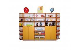 Шкаф для хранения дидактического материала