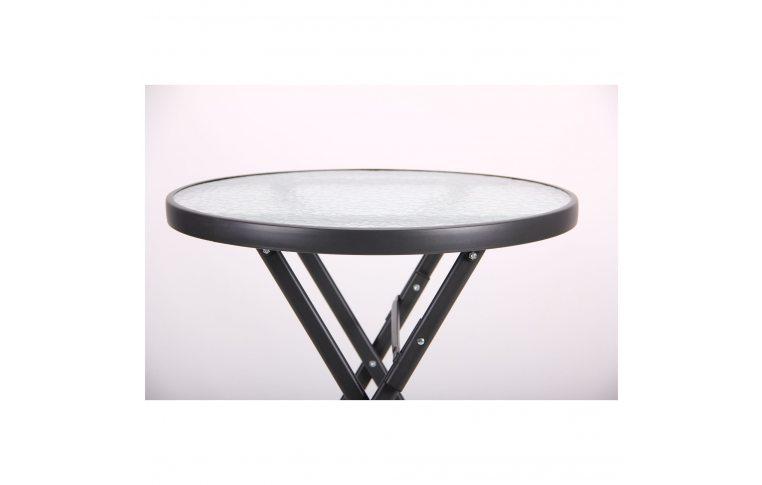 : купить Стол Maya т.серый, стекло AMF - 4