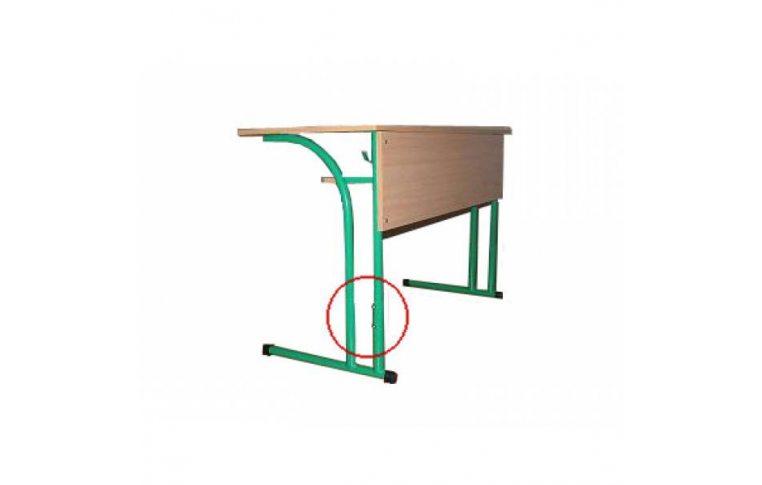 Школьные парты: купить Стол ученический двухместный с регулируемой высотой - 1