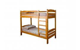 Деревянные кровати: купить Кровать 2-х ярусная из натурального дерева Сиеста-1