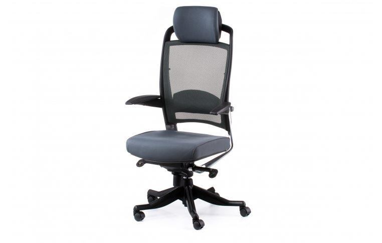Офисные кресла: купить Кресло FULKRUM SLATEGREY FABRIC, SLATEGREY MESH - 1