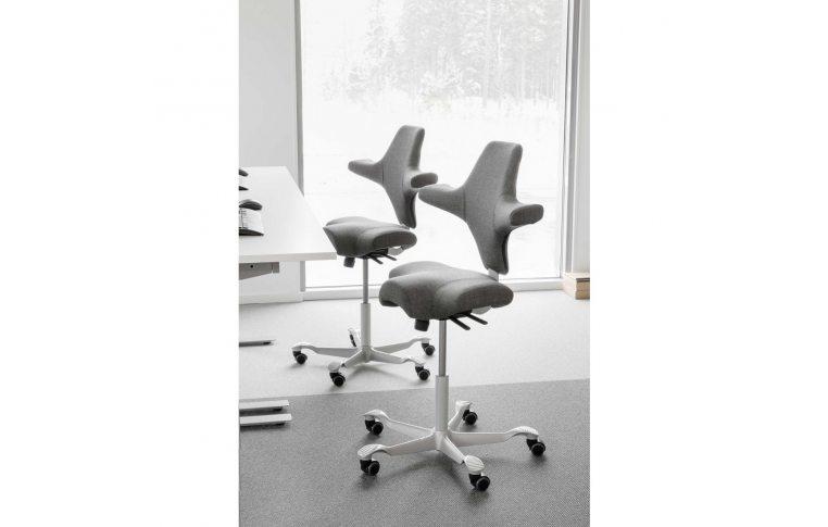 Кресла для руководителя: купить Кресло Hag 8106 Grey Capisco - 4
