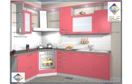 Кухонная мебель: купить Кухня под заказ Терра Сильф -