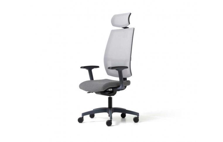 Кресла для руководителя: купить Кресло Lead серый Diemme - 1