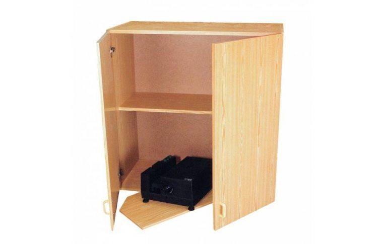 Школьные шкафы: купить Секция верхняя для технических средств обучения С-04 - 1