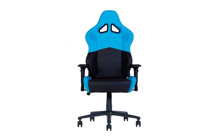 Геймерские кресла: купить Кресло для геймеров Hexter rc r4d Tilt mb70 Eco/01 Black/Blue - 2