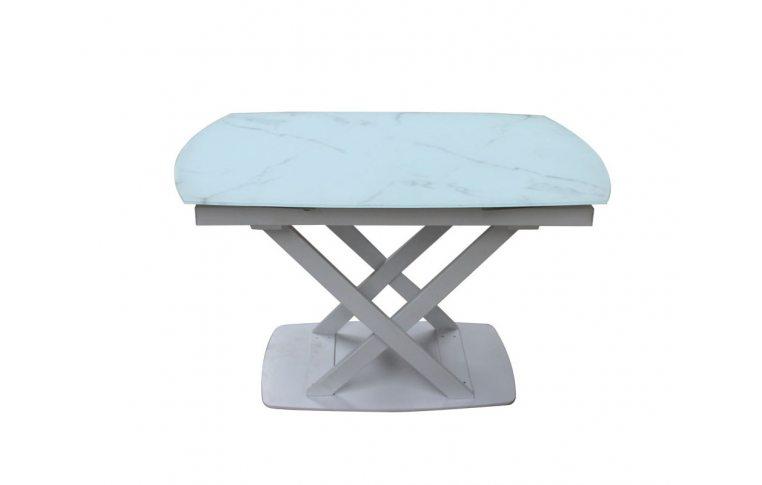 Кухонные столы: купить Стол DT-8106 BL-L-1B Daosun белый - 1