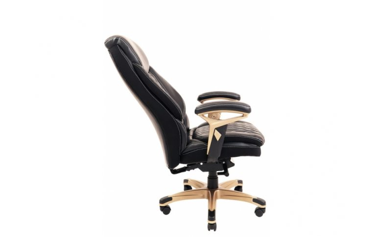 Кресла для руководителя: купить Кресло Сенат черный Richman - 3