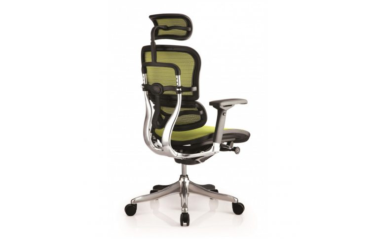Эргономические кресла: купить Кресло Ergohuman Plus Black - 4