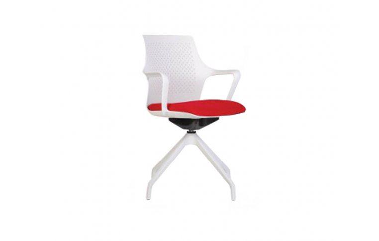 Офисные стулья: купить Стул Gemina white SWG PL68W-4S - 1