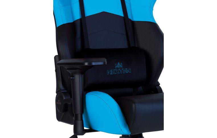 Геймерские кресла: купить Кресло для геймеров Hexter rc r4d Tilt mb70 Eco/01 Black/Blue - 11