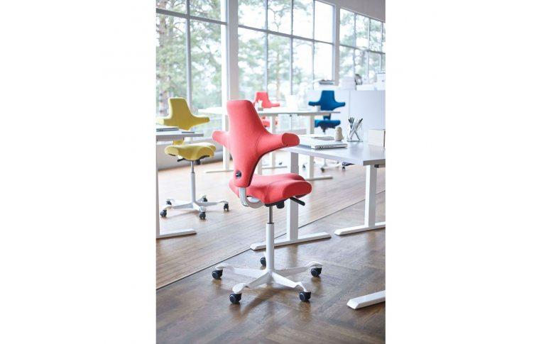 Кресла для руководителя: купить Кресло Hag 8106 Black Capisco - 4