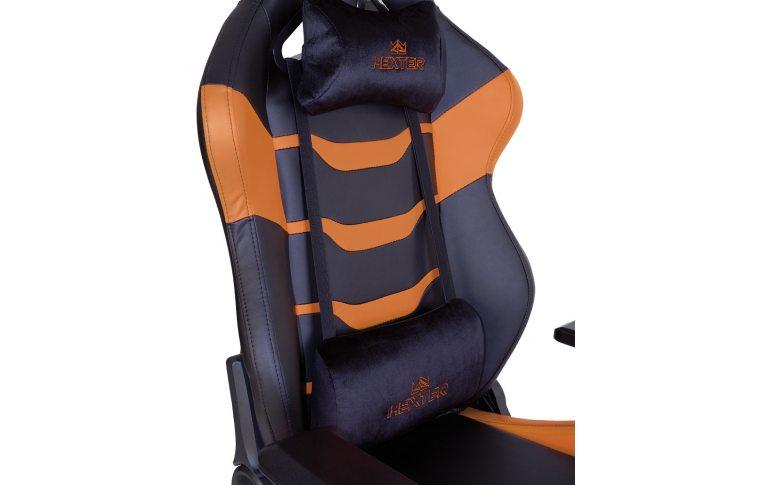 Игровые кресла: купить Кресло для геймеров Hexter pc r4d Tilt mb70 Eco/02 Black/Orange - 6