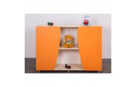 Мебель для детского сада: купить Секция двухдверная Вариант 2