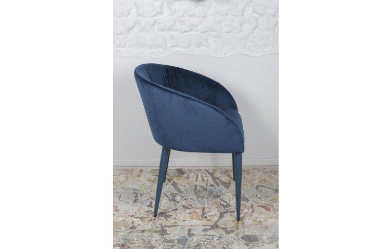 : купить Кресло Elbe (Элбе) синий Nicolas - 4