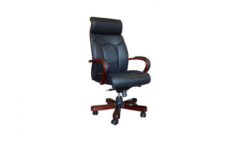 Кресла для руководителя: купить Кресло Эмир CA-1433-2 черный Диал - 1