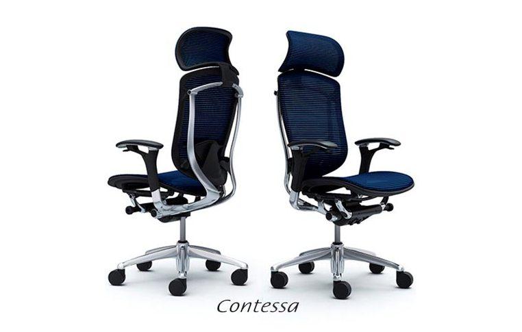 Кресла для руководителя: купить Кресло Okamura Contessa - 5