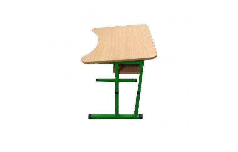 Школьные парты: купить Парта одноместная с регулировкой высоты и наклона столешницы Бук Сильф - 2