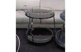 Журнальные столы: купить Стол сервировочный V-323 черный -
