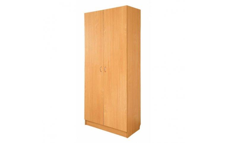 Школьные шкафы: купить Шкаф книжный двухдверный С-026 - 1