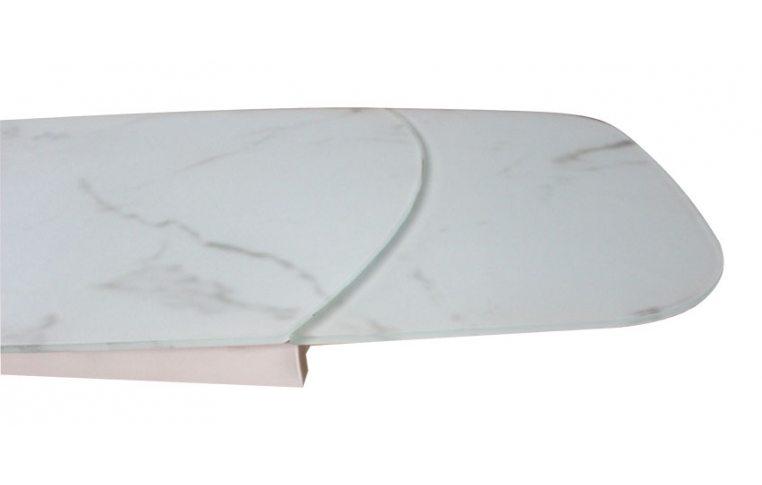 Кухонные столы: купить Стол DT-8106 BL-L-1B Daosun белый - 2