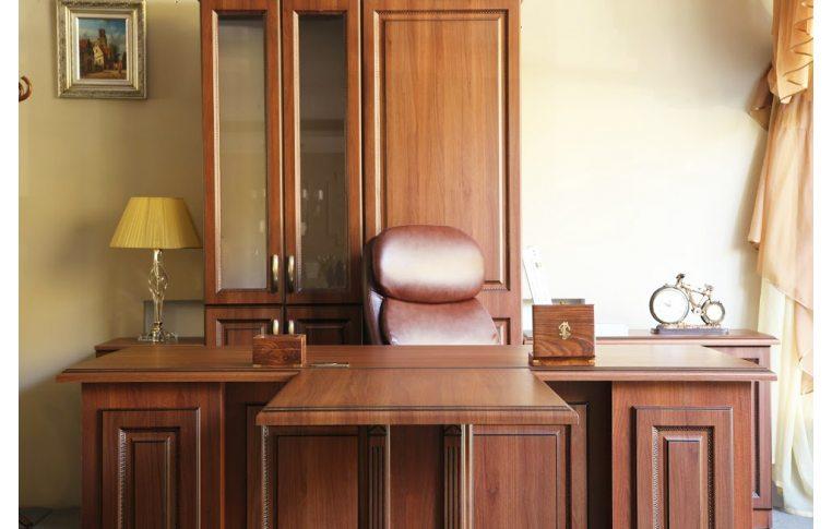 """Офисные столы: купить Кабинет """"Классик"""" стол приставной - 3"""