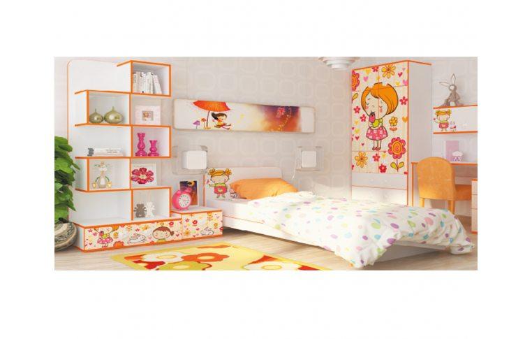 Детская мебель: купить Детская Мандаринка (Mandarin) LuxeStudio - 1
