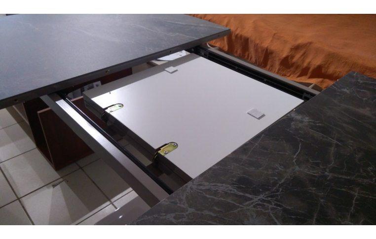 Кухонные столы: купить Стол Милан-1 M019 керамика Tes Mobili - 4