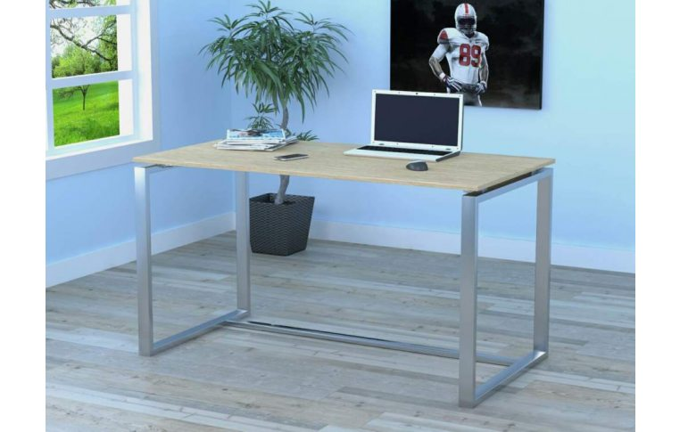 Письменные столы: купить Стол Q-135 без царги - 1