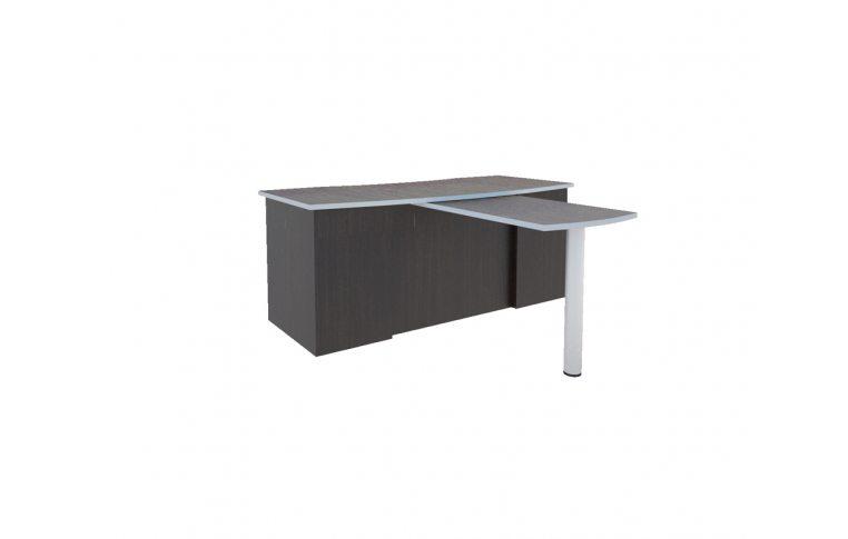 """Мебель для руководителя: купить Кабинет """"Лоран"""" Л-018 стол руководителя - 1"""