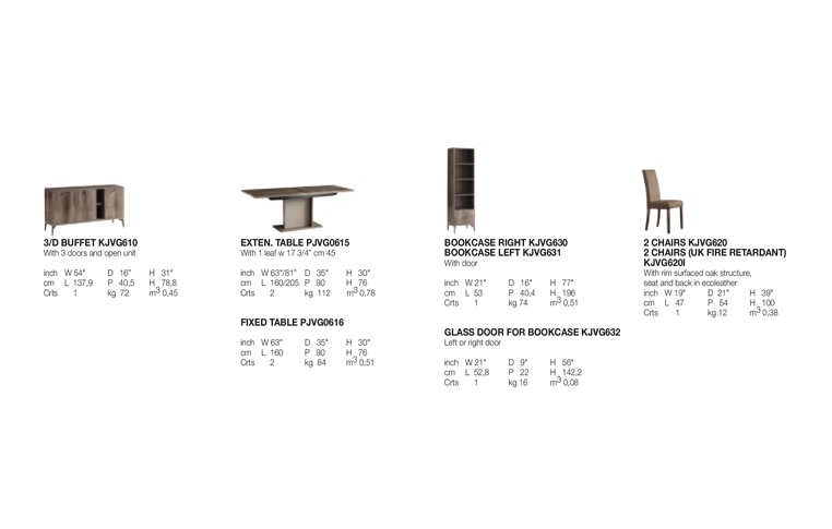 Итальянская мебель для столовой: купить Столовая в современном стиле Vega Alf Group - 2
