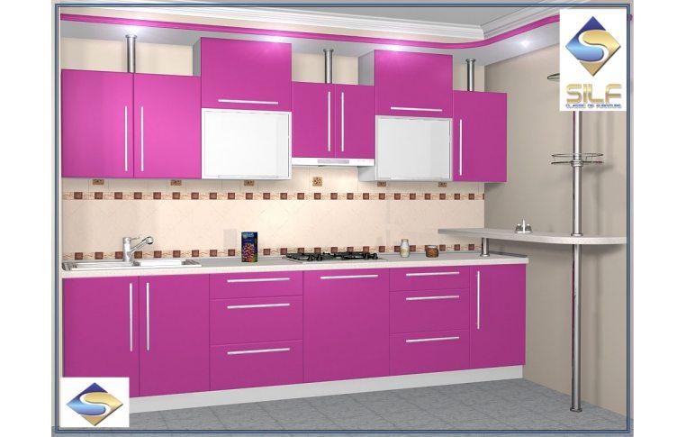 Кухни на заказ: купить Кухня под заказ Пруденс Сильф - 1